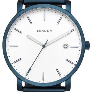 Skagen Hagen Skw6326 Kello Valkoinen / Teräs