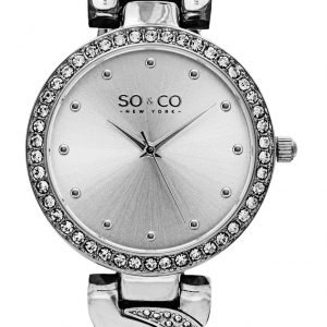 So & Co New York Soho 5062.1 Kello Hopea / Teräs