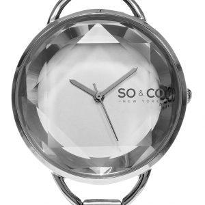 So & Co New York Soho 5104.1 Kello Hopea / Teräs