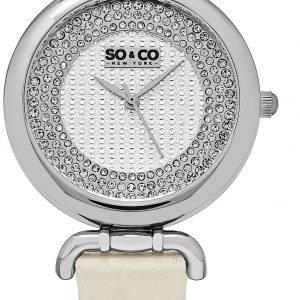 So & Co New York Soho 5264.1 Kello Hopea / Satiini