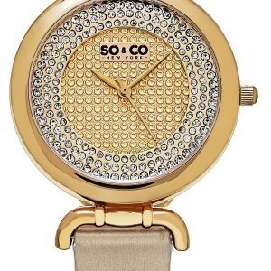 So & Co New York Soho 5264.2 Kello Kullattu / Satiini