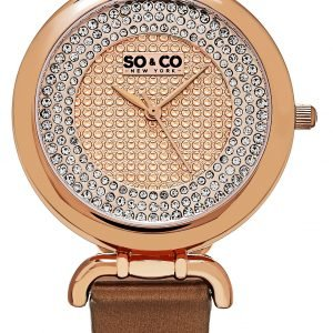 So & Co New York Soho 5264.3 Kello Punakultaa / Satiini