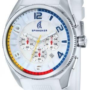 Spinnaker Reef Sp-5022-02 Kello Valkoinen / Kumi
