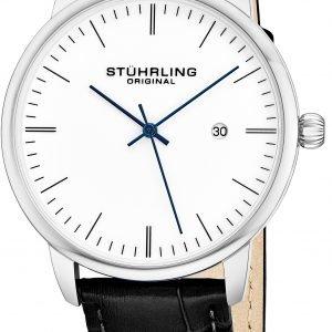 Stührling Original 3997.1 Kello Ruskea / Teräs