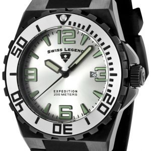 Swiss Legend Expedition Sl-10008-Bb-02s-Sb Kello Hopea / Kumi
