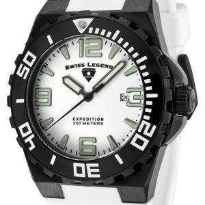 Swiss Legend Expedition Sl-10008-Bb-02wht Kello