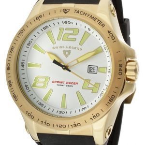 Swiss Legend Sprint Racer Sl-10043-Yg-02s Kello