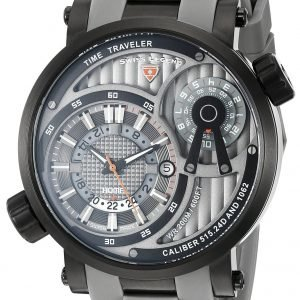 Swiss Legend Traveler Sl-13841sm-Bb-014-Grys Kello