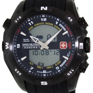 Swiss Military Sport 06-4174.13.007 Kello Musta / Kumi