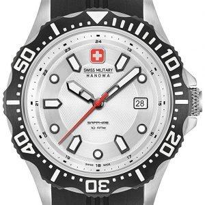Swiss Military Sport 06-4306.04.001 Kello Hopea / Kumi