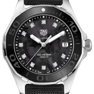 Tag Heuer Aquaracer Lady Way131m.Ft6092 Kello Musta / Kumi