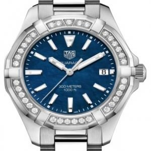 Tag Heuer Aquaracer Lady Way131n.Ba0748 Kello Sininen / Teräs