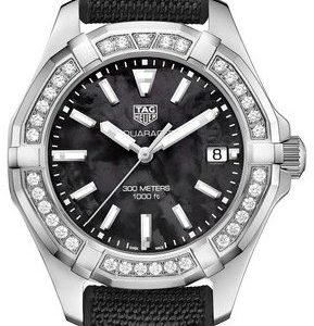 Tag Heuer Aquaracer Lady Way131p.Ft6092 Kello Musta / Kumi