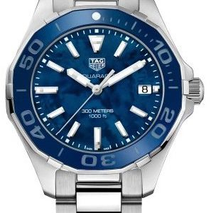 Tag Heuer Aquaracer Lady Way131s.Ba0748 Kello Sininen / Teräs