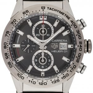 Tag Heuer Carrera Car208z.Ft6046 Kello Harmaa / Kumi