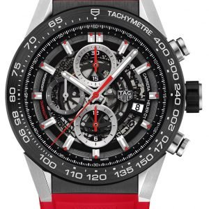 Tag Heuer Carrera Car2a1z.Ft6050 Kello Luurankokello / Kumi
