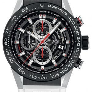 Tag Heuer Carrera Car2a1z.Ft6051 Kello Luurankokello / Kumi
