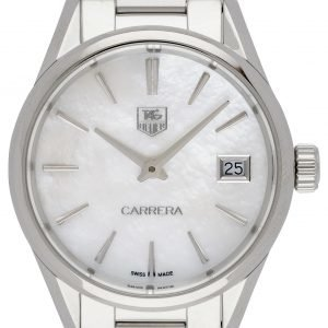 Tag Heuer Carrera Lady Quartz War1311.Ba0778 Kello
