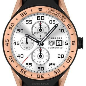 Tag Heuer Connected Modular 45 Sbf8a5000.32ft6110 Kello