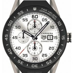 Tag Heuer Connected Modular 45 Sbf8a8001.11ft6103 Kello