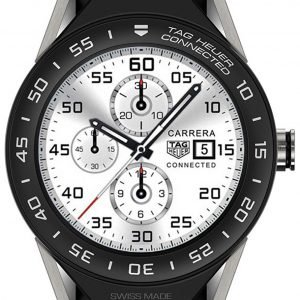 Tag Heuer Connected Modular 45 Sbf8a8001.11ft6104 Kello