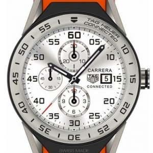 Tag Heuer Connected Modular 45 Sbf8a8014.11ft6081 Kello