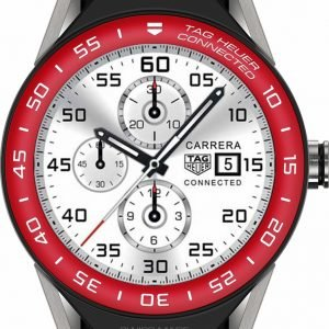 Tag Heuer Connected Modular 45 Sbf8a8015.11ft6076 Kello