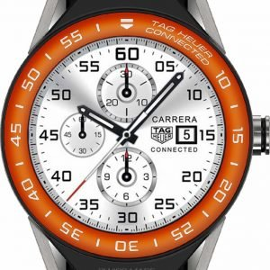 Tag Heuer Connected Modular 45 Sbf8a8016.11ft6076 Kello