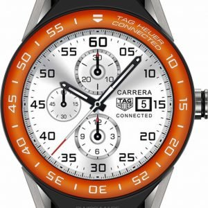 Tag Heuer Connected Modular 45 Sbf8a8016.11ft6079 Kello
