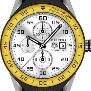 Tag Heuer Connected Modular 45 Sbf8a8017.11ft6079 Kello