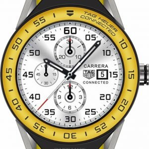 Tag Heuer Connected Modular 45 Sbf8a8017.11ft6082 Kello