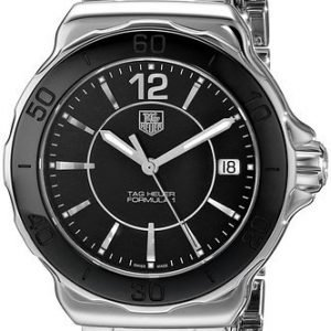 Tag Heuer Formula 1 Steel And Ceramic Wah1210.Ba0859 Kello