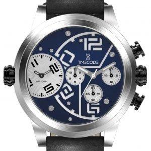 Timecode Chip 1958 Tc-1001-03 Kello Sininen / Nahka