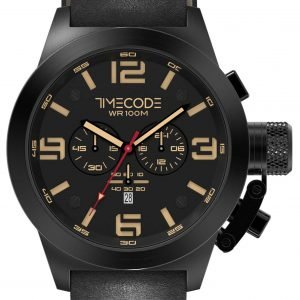 Timecode Nations 1945 Tc-1008-05 Kello Musta / Nahka