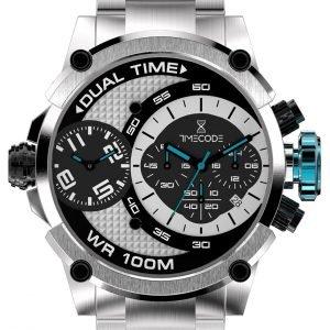 Timecode Tc-1003-01 Kello Monivärinen / Teräs
