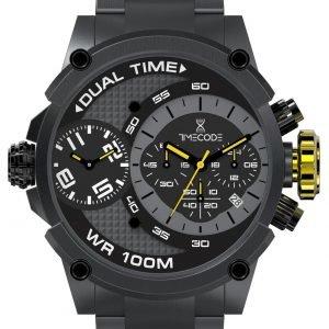 Timecode Tc-1003-04 Kello Harmaa / Teräs