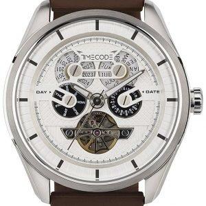 Timecode Tc-1017-01 Kello Valkoinen / Kumi