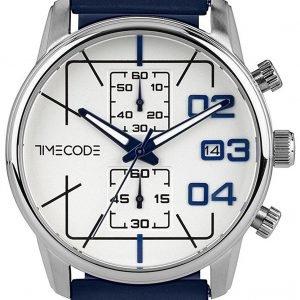 Timecode Tc-1019-02 Kello Valkoinen / Kumi
