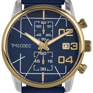 Timecode Tc-1019-03 Kello Sininen / Kumi