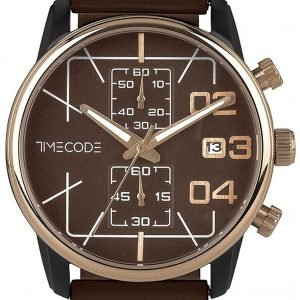 Timecode Tc-1019-04 Kello Ruskea / Kumi