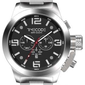 Timecode Wto 1994 Tc-1007-01 Kello Musta / Teräs