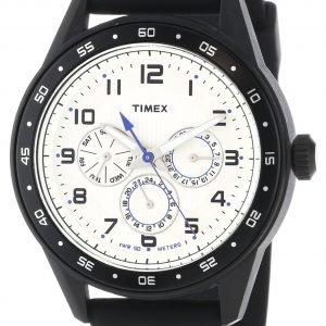 Timex Ameritus T2p045kw Kello Valkoinen / Kumi