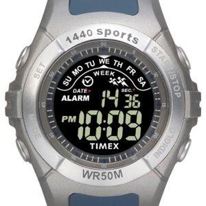 Timex Classic Indiglo T5g911 Kello Musta / Muovi