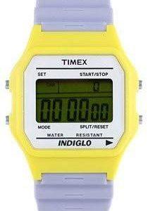 Timex Classic T2n095 Kello Lcd / Kumi
