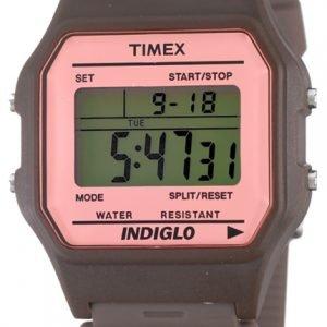 Timex Classic T2n266 Kello Lcd / Muovi