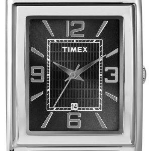 Timex Classic T2p517 Kello Musta / Nahka