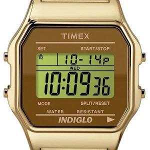 Timex Classic Tw2p48700 Kello Lcd / Kullansävytetty Teräs