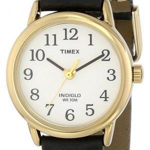 Timex Easy Reader T20433 Kello Valkoinen / Nahka