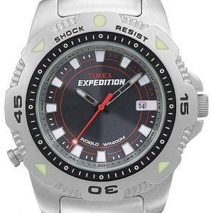 Timex Expedition T45021 Kello Musta / Teräs