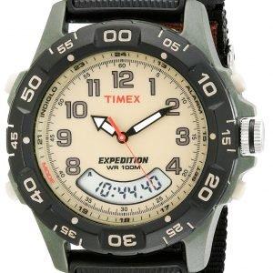 Timex Expedition T45181 Kello Beige / Tekstiili